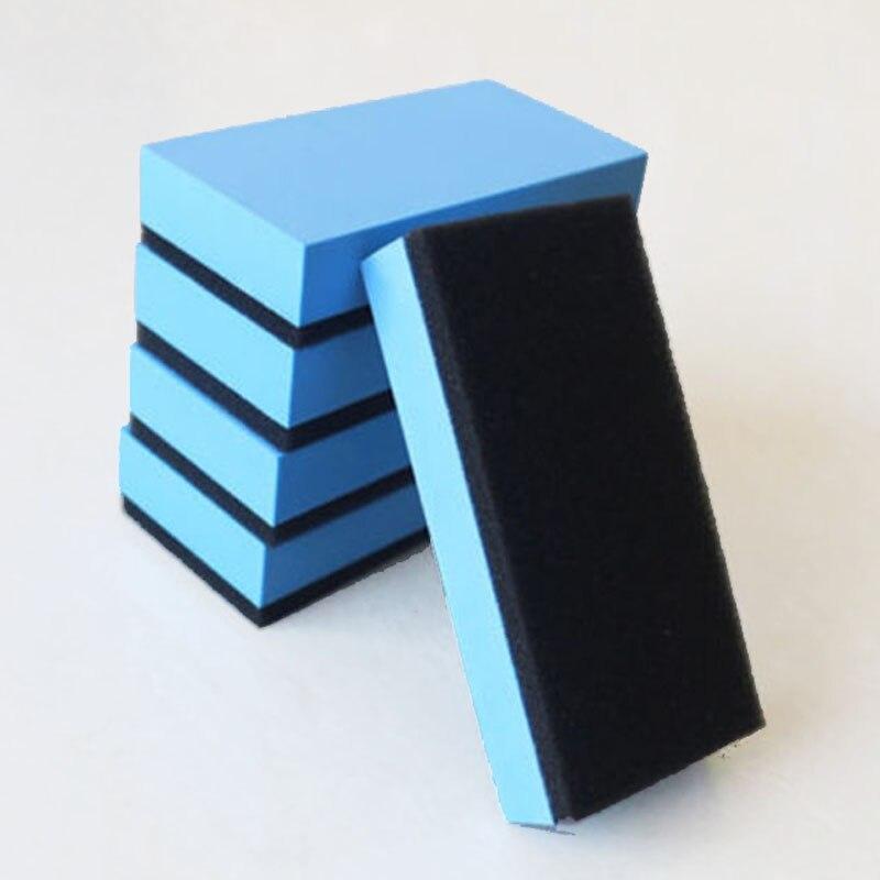 10 шт., автомобильные губки для полировки керамики