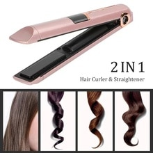 Lazy Wireless Hair Straightener Curly Hair Straightener Dual-purpose Hair Bangs in the Buckle Profes