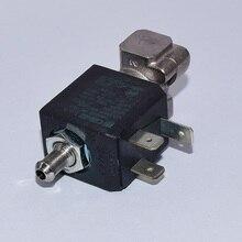 CEME kaffee maschine magnetventil 230V schließer N/O ventil hohe temperatur hochdruck dampf magnetventil