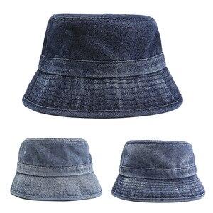 Hat Spring And Summer Cowboy Fisherman Hat Net Red Female Fashion Bucket Hat Beggar Hat Ins Male Basin Hat Tide