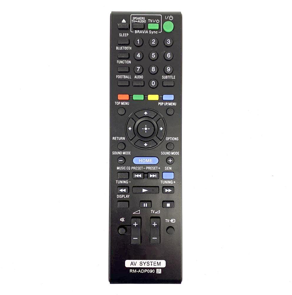 Marca nueva RM-ADP090 reemplazo para SONY AV Control remoto de sistema HBD-E280...