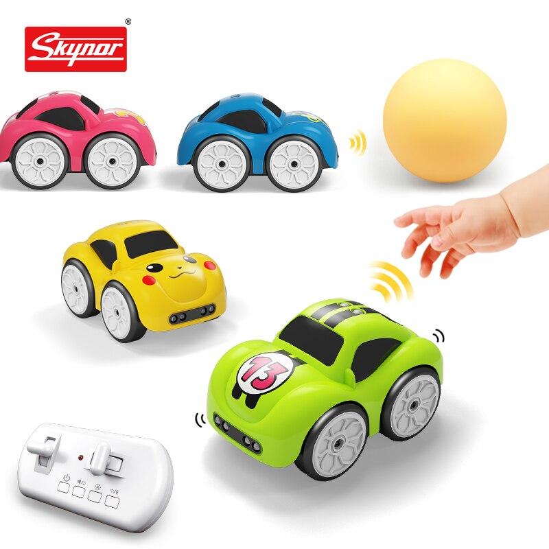 AliExpress - Mini RC Intelligent Sensor Car Radio Controlled Electric Cute Cars Remote Control Car Cartoon Mode Smart Music Light Vehicle Toy
