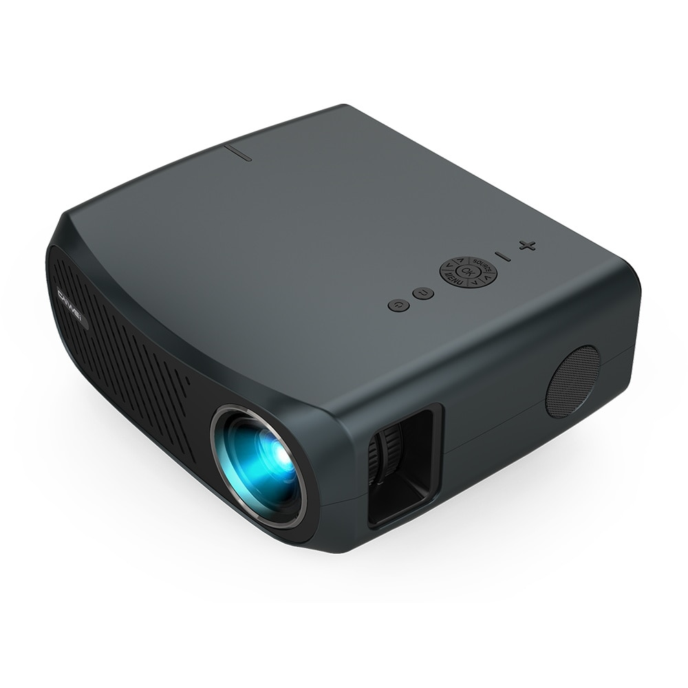 CAIWEI Full HD 1080P Projector A12 Android WiFi LED Proyector Native 1920 x 1080P 3D Home Theater Sm