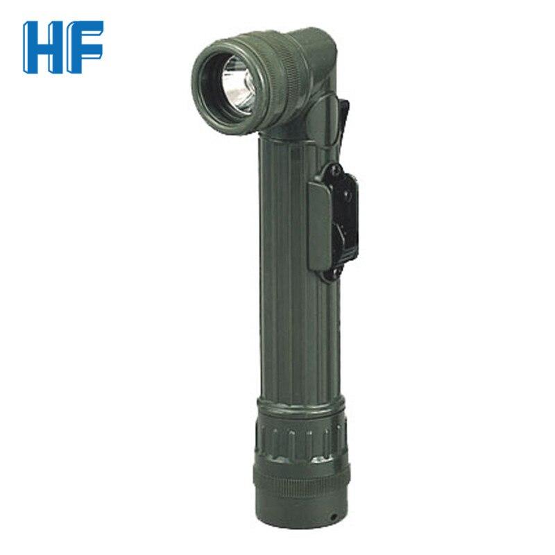 Портативный светодиодный фонарь, светильник-вспышка, красный, зеленый, синий светодиодный фонарь, светильник-вспышка, батарея AA, работающий на рыбалке, для кемпинга, охоты, светильник-вспышка