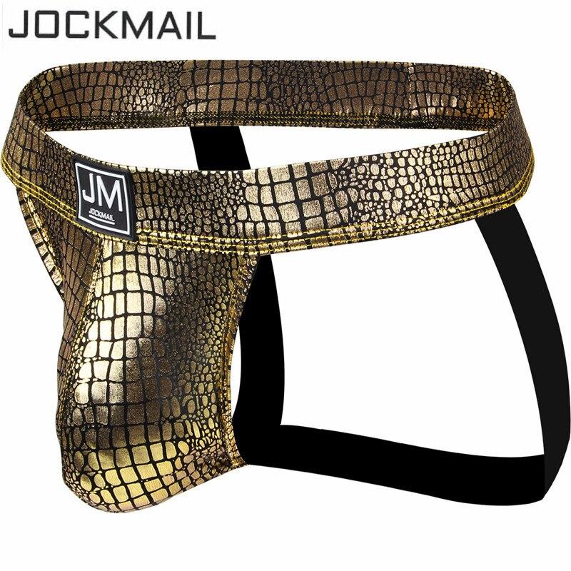 Jockmail sexy roupa interior masculina couro do plutônio cueca gay pênis bolsa tanga jockstrap para homens, gay, festas, lgbt, mardi gras