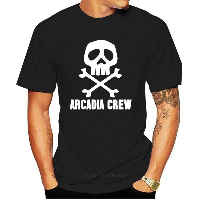 Los hombres t camisa nueva camiseta de manga corta para mujer capitán...