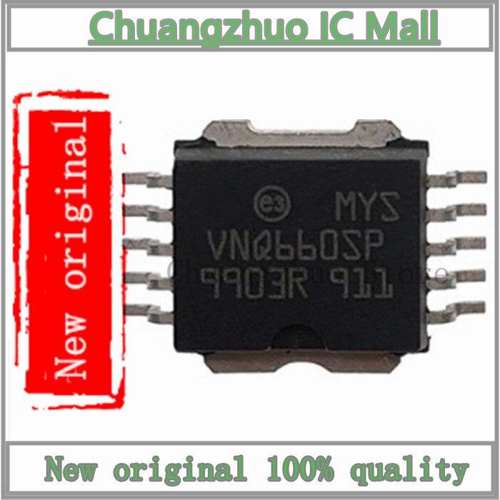 10PCS/lot VNQ660SP VNQ660 HSOP-10 IC Chip New original
