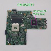 CN-052F31 052F31 52F31 48.4HH01.011 HM57 w HD5650/1GB GPU for Dell Insprion 15R N5010 NoteBook PC Laptop Motherboard Mainboard