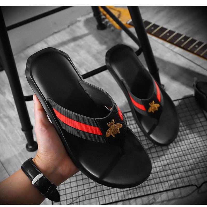 Luxury Brand Desinger Man or Women Shoes Slipper Summer PVC Women's Sandal Casual Slides Outdoor Female Flip Flops