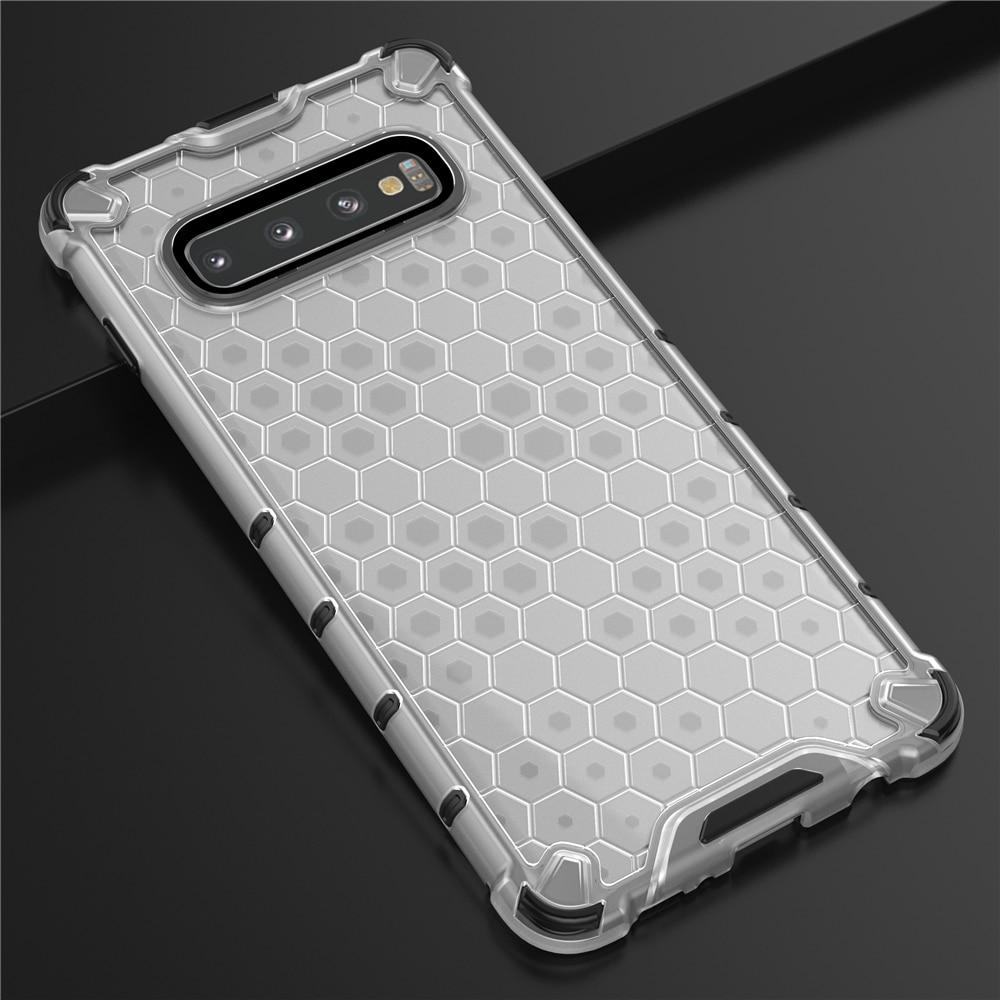Funda para Samsung Galaxy S20 Ultra S10 Lite S10E transparente Armor patrón de fútbol a prueba de golpes funda para Samsung Note10 Plus