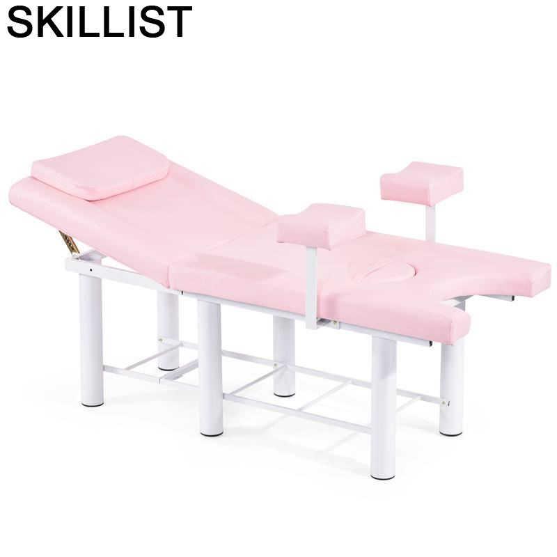 Silla plegable Para Masaje Dental y pedicura, Mueble de salón de belleza,...