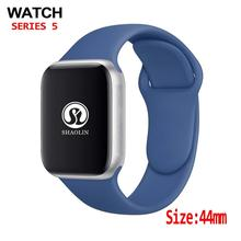 44mm Bluetooth Smart Watch 1:1 smartwatch Series 4 case for ios apple iPhone & Android phone