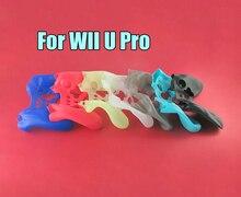 OCGAME protecteur du corps, coque en Silicone souple, couverture de peau pour contrôleur de Wii U Pro, jeu sans fil