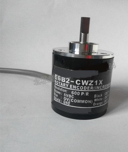 Codificador rotativo E6B2-CWZ1X, salida diferencial 600P / R