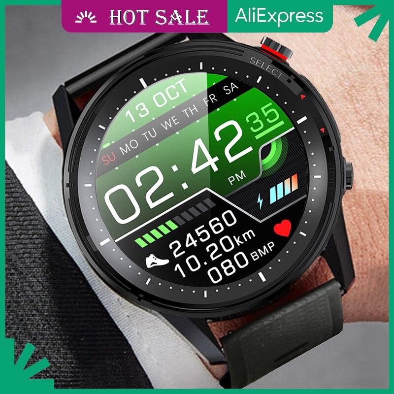 Reloj Inteligente Ipbzhe para hombre, dispositivo deportivo resistente al agua IP68, con...