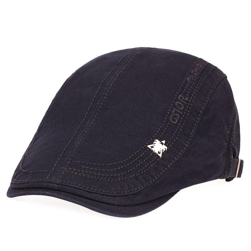 Fashion Spring Summer cotton Beret Hats For Men Women tide Newsboy Caps hip hop cap Outdoor Sun hat Visors Hats Casquette