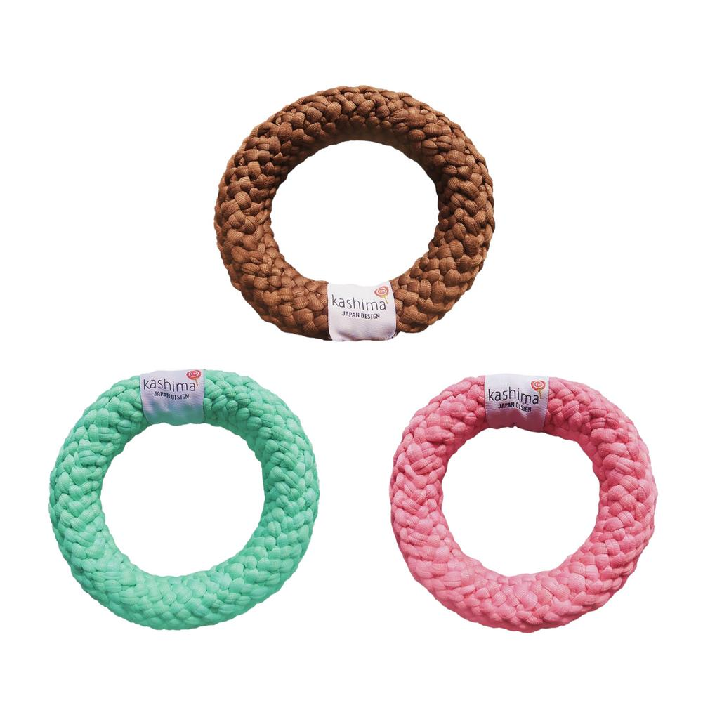 Dog Chew Toys Washable Doughnut Cotton Rope For Dogs Doughnut Teeth Cleaning And Halitosis Removal Ropet Toy don shields growing up doughnut