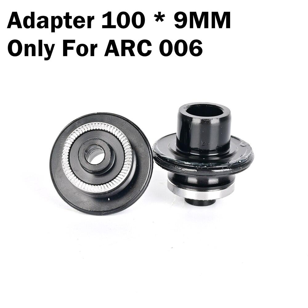 Original ARC hub adapter QR conversion Thru end cap for 005 or 010 repair parts