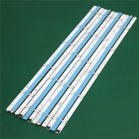 LED Bands For LG 65UJ630V 65UJ630A 65UJ630T 65UJ630Y TV LED Bars Backlight Strips 65UJ63_UHD Line Ruler Array Innotek 17Y 65inch