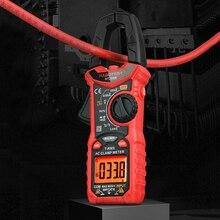 Gamme automatique numérique de mètre de bride avec la vraie série de mise à niveau tenue dans la main 206 de fréquence de capacité de résistance de courant de RMS
