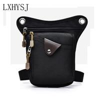 Нейлоновая сумка на бедро для мужчин, модная забавная поясная сумочка на бедро, многофункциональная тактическая мужская сумка-мессенджер н...