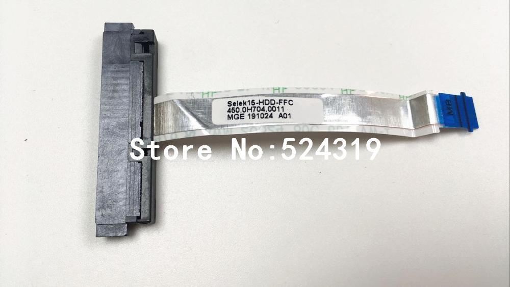 Nowy kabel HDD do laptopa Dell g3 3590 G3-3590 450.0H704.0011 SATA dysk twardy HDD przewód łączący