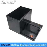 12v battery storage box for 3 2v lifepo4 battery use can build 70ah to 120ah for solar system uninterrupted power supply turmer