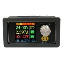 XYS3580 DC DC Buck Boost Converter CC CV 0.6-36V 5A moduł zasilania regulowany regulowany zasilacz laboratoryjny zmienny