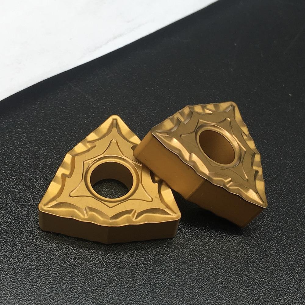 10PCS WNMG080408 CQ FT4025 AccesoriosDeTorneria Steelparts MachineToolAccessories ForTurningToolsCarbideturninginserts 10pcs wnmg080408 cq ft4125 accesoriosde