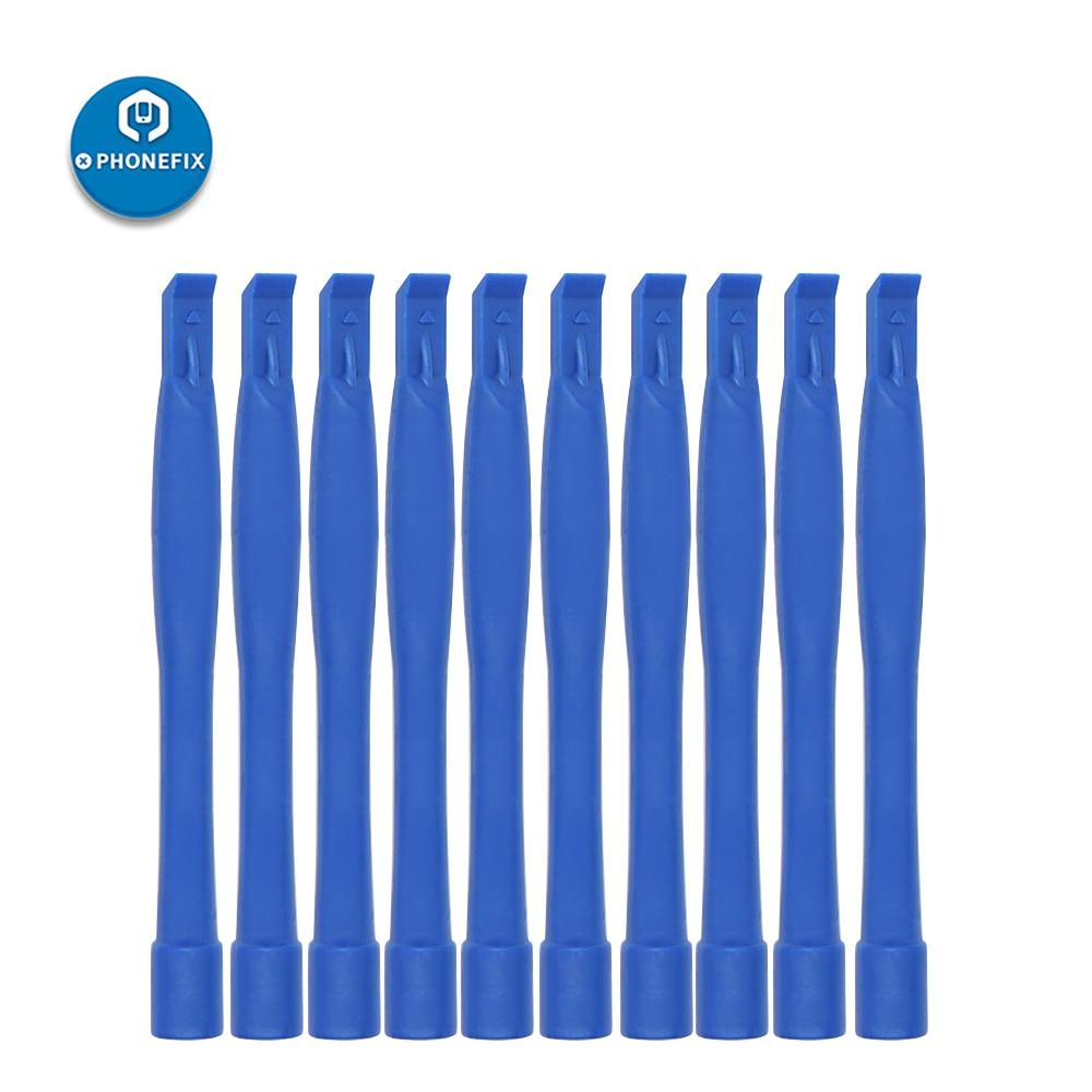 10PCS Plastic Spudger for iPhone Repair Samsung Repair Mobile Phone LCD Screen Battery Replacement Kit Pry Tool Kit