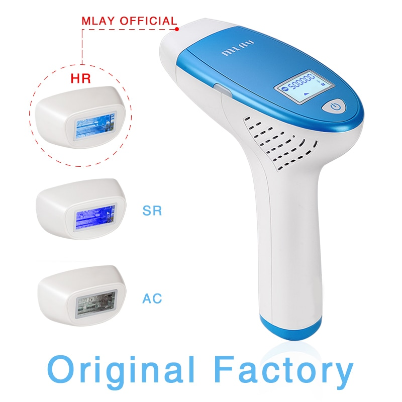 FDA Original MLAY Factory M3 Model Hot Sales Home Use Laser IPL Hair Removal Device 500000 Shots for Free Shipping enlarge