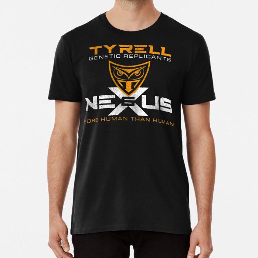 Tyrell Nexus 6 T camisa Nexus 6 Blade Runner Roy