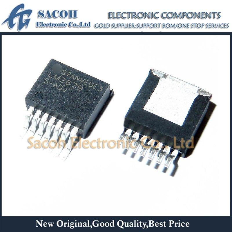 10Pcs LM2679SX-ADJ LM2679SX-ADJ/NOPB LM2679SX-3.3 LM2679SX-5.0 LM2679SX-12 TO-263-7 5A Step-Down Voltage Regulator