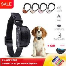 Paipaitek Elektrische Hond Bark Collar Shock Dog Bark Collar Oplaadbare E-Kraag 5 Niveaus Gevoeligheid Voor Kleine Medium Size honden