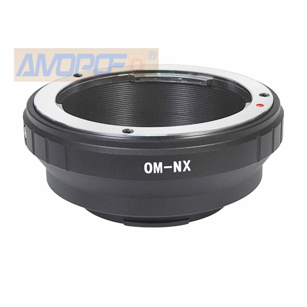 OM-NX адаптер, объектив Olympus OM для камеры Samsung NX NX1 NX3000 NX2000 NX300M NX300 NX1000 NX210 NX200 NX30 NX20 NX5