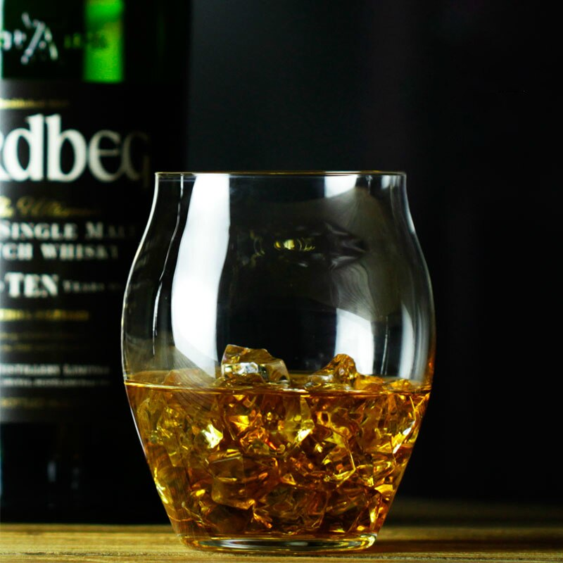 Francia Chef & Sommelier coleccionable nivel AAAAA Bowmore ISLAY Asociación Peated vaso especial de Whisky Ardbeg, copa de vino aficionada