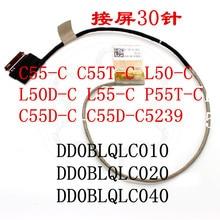 Voor P50 L50-C Scherm Draad C55D C55T-C P55T-C S55 L55D-C Scherm Draad Scherm Flex Kabel