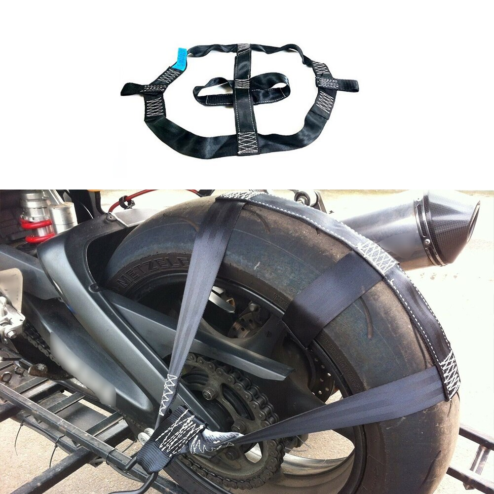 Ремень крепежный универсальный для электромобиля, Крепежный ремень для хранения шин