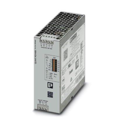 تحويل التيار الكهربائي QUINT4-PS/1AC/24DC/10 240W | 24V | 100-240VAC | 10A 2904601