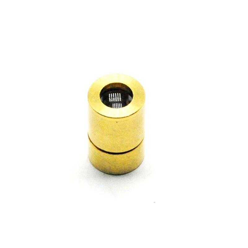 5шт 8x13 мм мини корпус для 5,6 мм ТО-18 лазер диод с 7 мм коллимирующий объектив