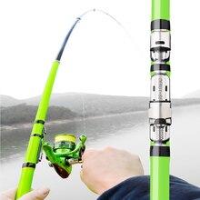 JOSBY 2020 NEW Carbon Fiber Telescopic Carp Pesca Rock Fishing Rod pole Portable Spinning travel ultralight 3.6M 4.5M 5.4M 6.3M