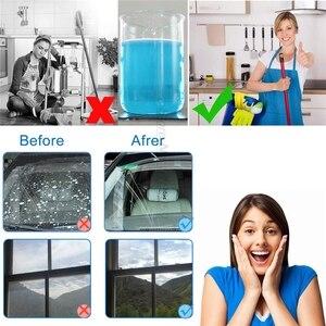 Image 5 - 10/50/100/200 шт Твердые Стекло бытовые чистящие автомобильные аксессуары для E91 шайба Планшеты Sonax Vaz2110 Passat B6 аксессуары Clio
