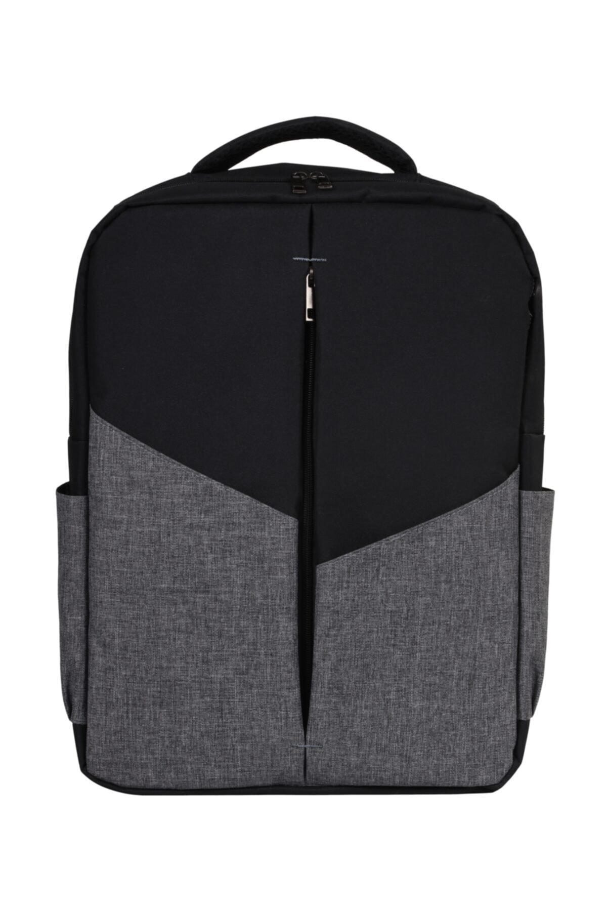 ! !!! Outlets Rates Continue!!!! Id-002 Notebook Laptop Backpack Gray-black 15.6