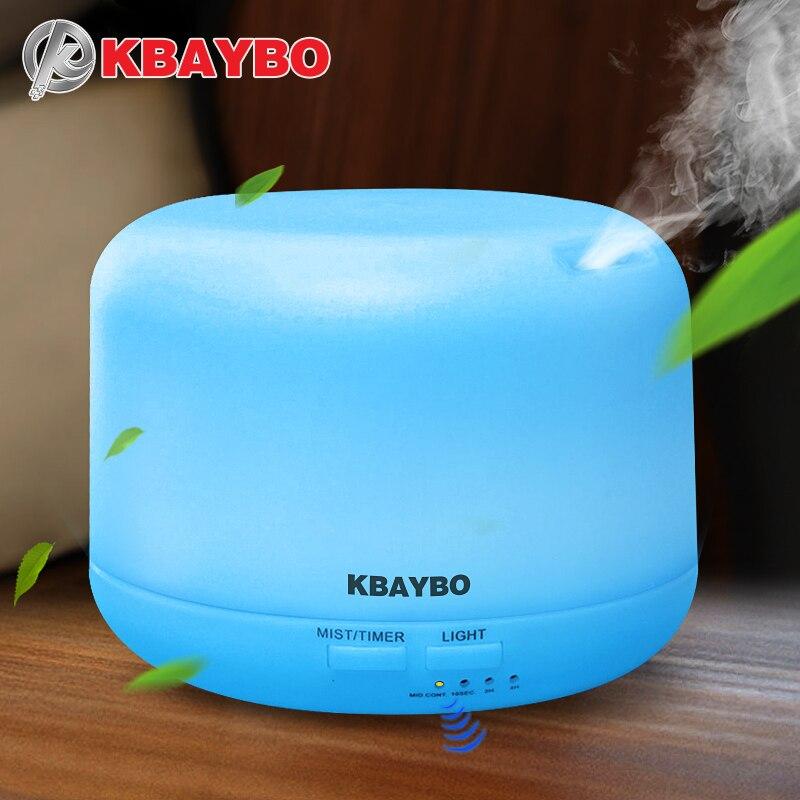 300 ml óleo essencial ultra sônica aromaterapia umidificador purificador de ar para casa névoa fabricante aroma difusor fogger led luz