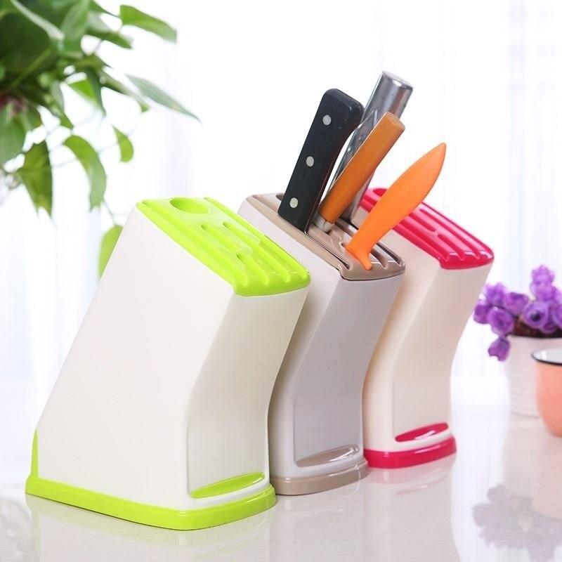 Aprint kuchnia nóż z tworzywa sztucznego uchwyty do noży noże blok przechowywanie narzędzi uchwyt spustowy przyrząd kuchenny narzędzia kuchenne
