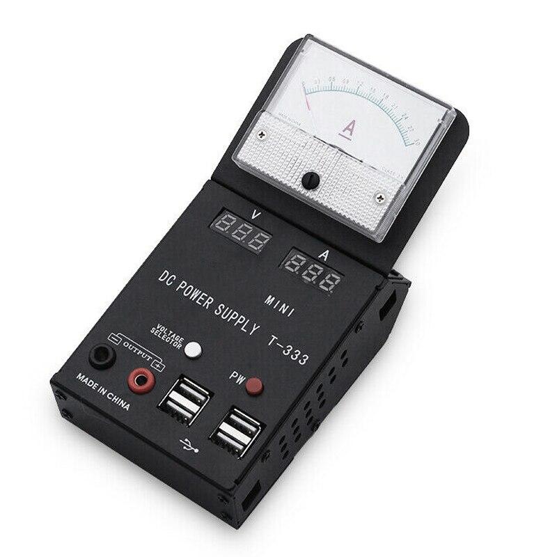AAAE Top-para Ipower Cable Plus, Mini multímetro de T-333, fuente de alimentación Dc para reparación de Iphone móvil