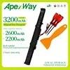 Аккумулятор Apexway для ноутбука 3200 мАч 14 8 в для ASUS F450E F450JF F450C A450J X550V X450E X751L X751M A450V Series
