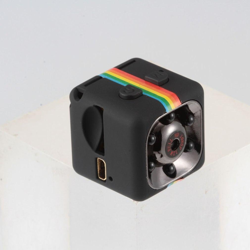 SQ11 Mini cámara HD 1080P Sensor visión nocturna videocámara movimiento DVR Micro Cámara deporte DV Video cámara pequeña cámara SQ 11 impermeable