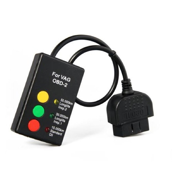 OBD II 2 Car Auto Oil Service Reset Diagnostic Scanner Tool For VW Volkswagen  - buy with discount