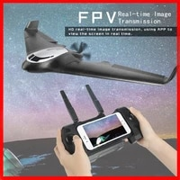 r remote control airplane big plane b2 glider foam aviation model expert bomber camera 1080p gps brushless motor outdoor toy